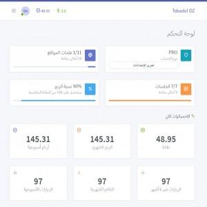 الدليل العربي-مواقع تقنية-قواعد بيانات-تبادل زيارات