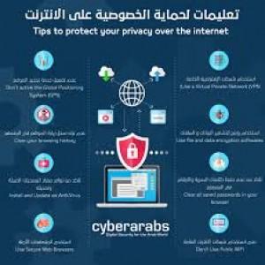 الدليل العربي-مواقع تقنية-الامن والحماية-سايبر اربس